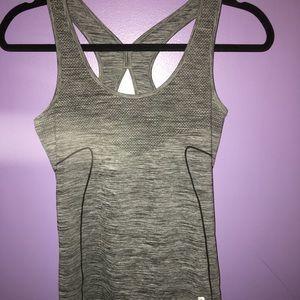 Women's workout tank